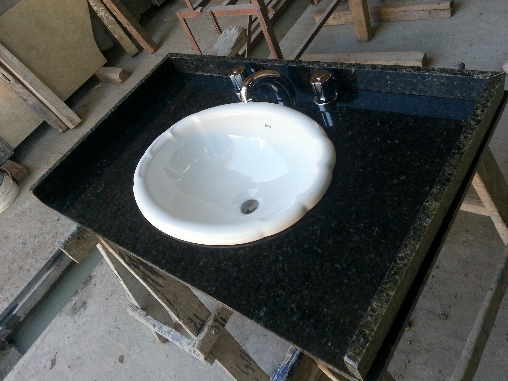 Mesada y bacha de ceramica marmoleria zacarias for Precio mesada granito