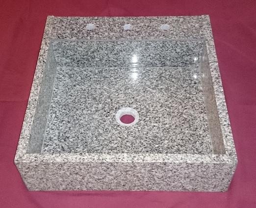 Bacha de marmol granito marmoleria zacarias for Fabrica de marmol y granito
