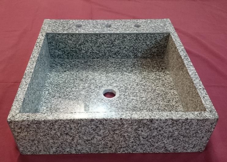 Bacha de marmol granito marmoleria zacarias for Marmol granito precios